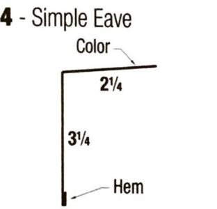 Simple-Eave